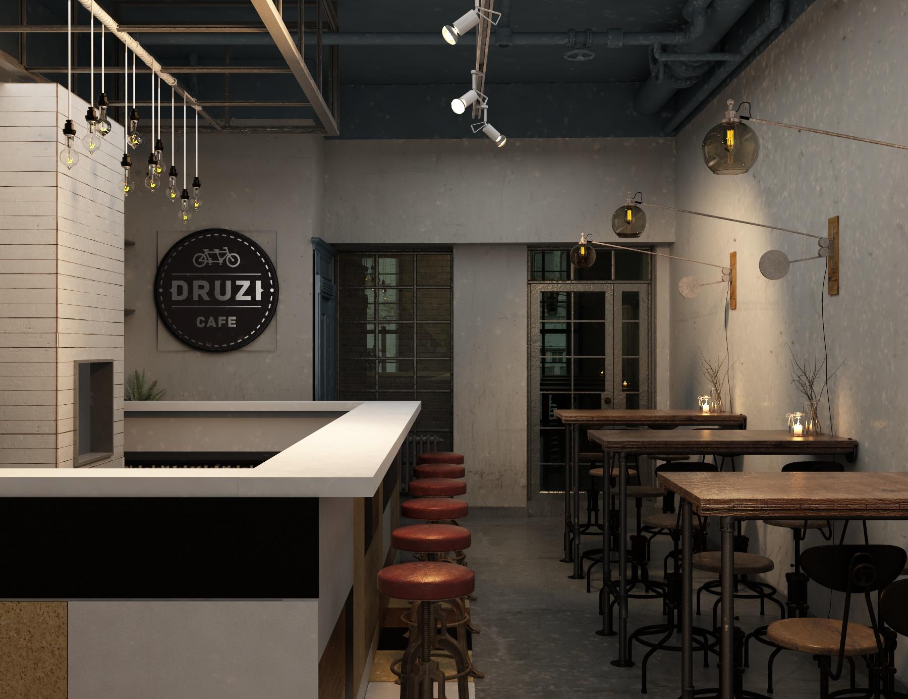 Druzi Cafe Lviv